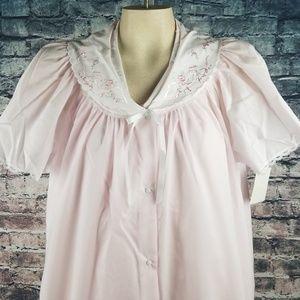 Kristen Miller Intimates & Sleepwear - Kristen Miller Vintage 2PC Nightgown Medium